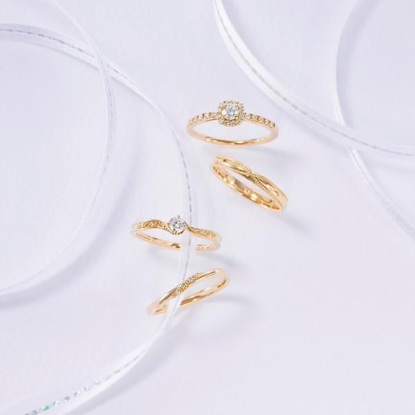 ♥♡「ワタシ色」のリングを発見するためのブランド『JUPITER』♡♥