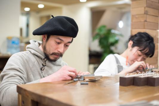 鎌倉彫金工房_こだわり03