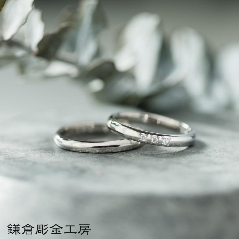 結婚指輪 6