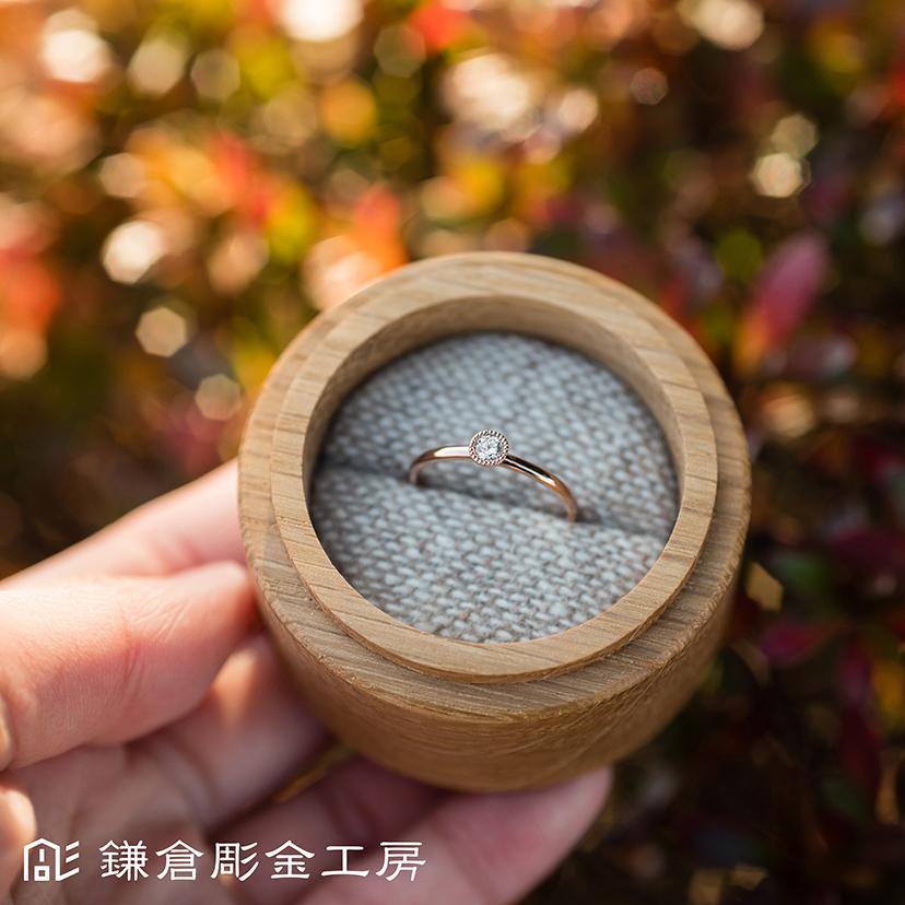 【想いを込める婚約指輪②】