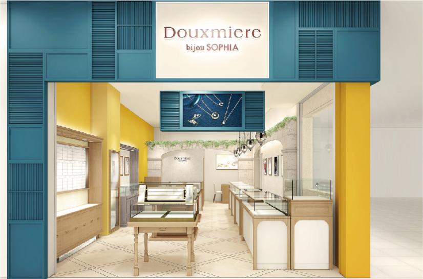 Douxmiere bijou SOPHIA ららぽーと立川立飛店(ドゥミエール ビジュソフィア)