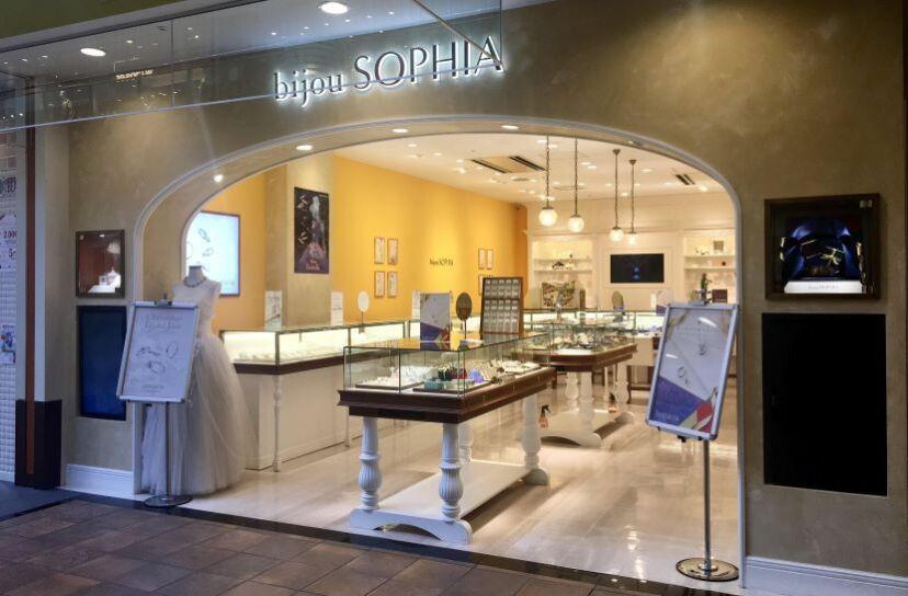 bijou SOPHIA ららぽーとTOKYO-BAY店(フェスタリア ビジュソフィア)