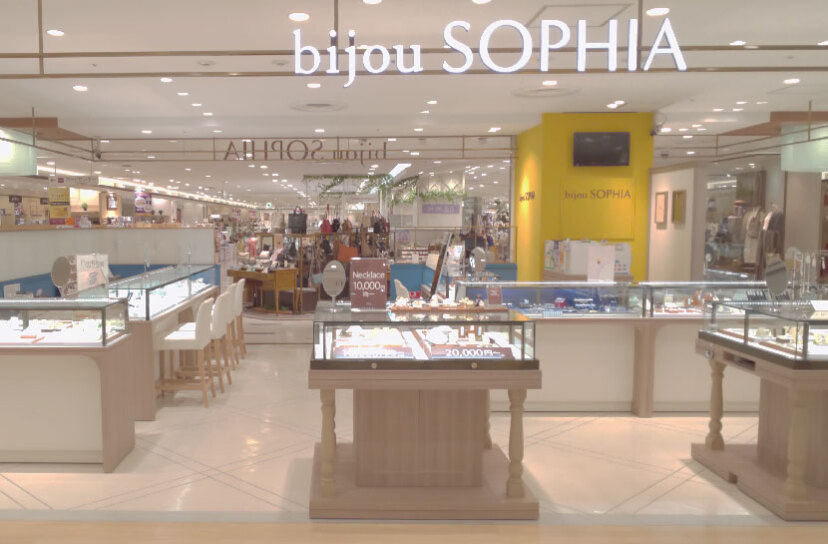 bijou SOPHIA セレオ国分寺店(フェスタリア ビジュソフィア)