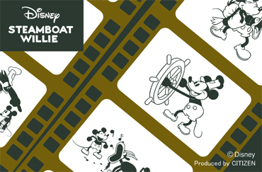 Disney STEAMBOAT WILLIE_メイン