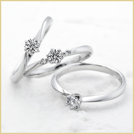 Honest Ring シリーズ