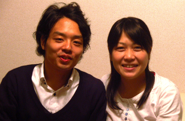 城殿さん夫妻(東京都北区在住)