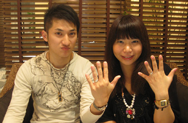 小田さん夫妻