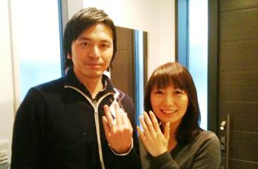 古木さん夫妻(福岡県福岡市在住)