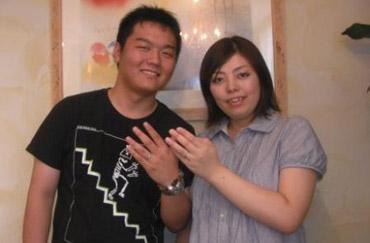佐藤さん夫妻(宮崎県西臼杵郡高千穂町在住)