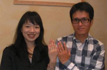 日髙さん夫妻(宮崎県延岡市方財町在住)
