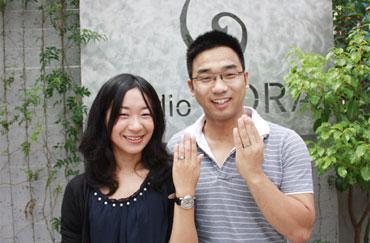 Tさん夫妻 (岡山県在住)