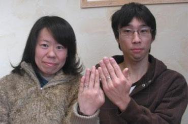 豊田様ご夫妻(宮崎県延岡市野地町在住)