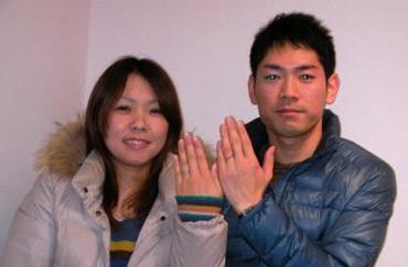 西本様ご夫妻(宮崎県延岡市富美山町在住)