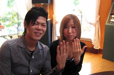 考紀様 美里様 ご夫妻(富山県在住)