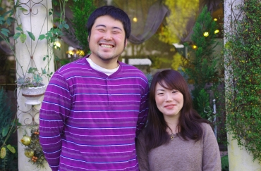 浅見 徹さん 知恵子さん 夫妻