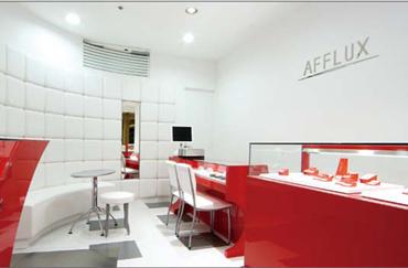 AFFLUX 銀座店