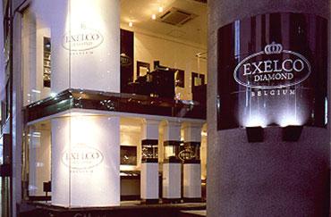 エクセルコ ダイヤモンド 東京本店