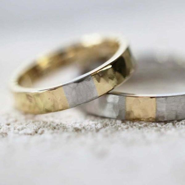 手作り結婚指輪2