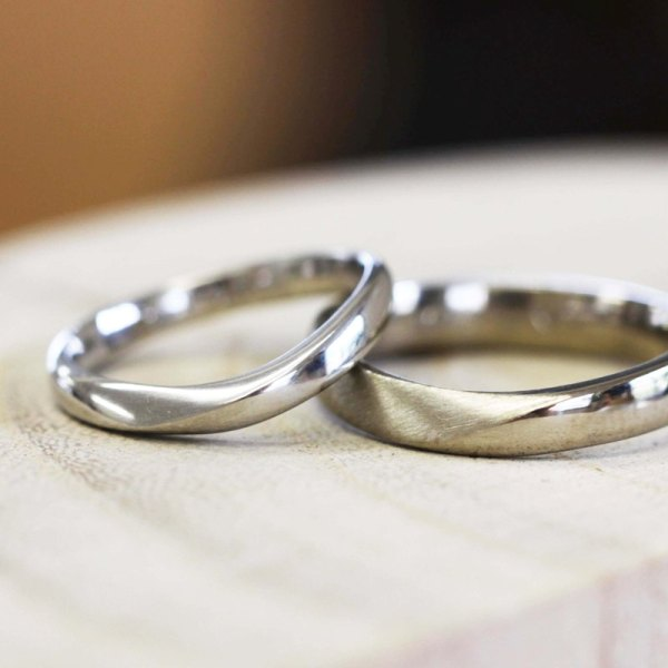 手作り結婚指輪3