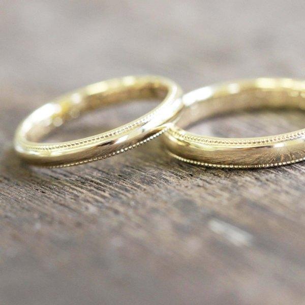 手作り結婚指輪4