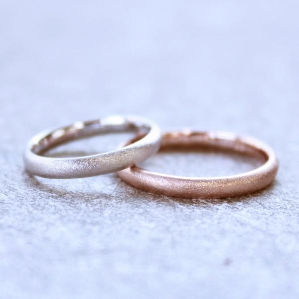 手作り結婚指輪5