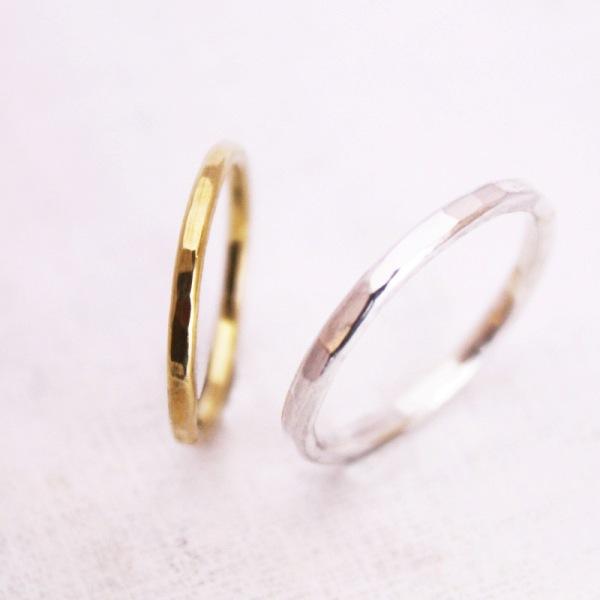 手作り結婚指輪6