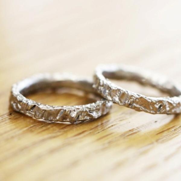 手作り結婚指輪7