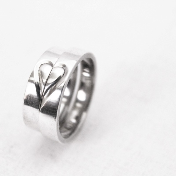 手作り結婚指輪8