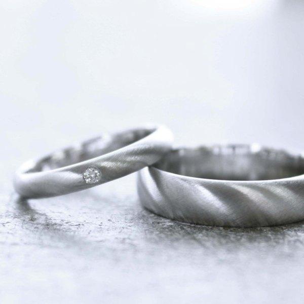 手作り結婚指輪11