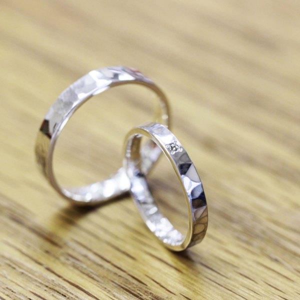手作り結婚指輪12