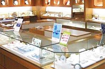 岡山タカシマヤ<br>7階宝石サロン