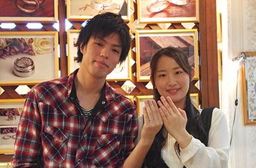渡辺 様 ご夫妻(千葉県 在住)
